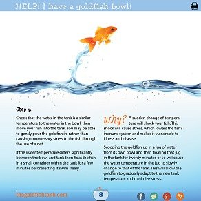 A page from Help! I have a goldfish bowl