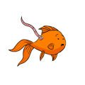 Goldfish worms and parasites