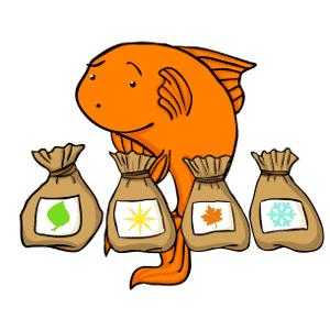 Seasonal feeding